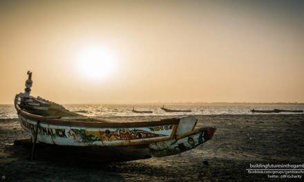 Photo Post 3 – Gambian Sun