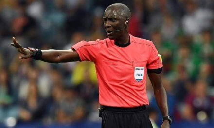 Gambia's World Famous Football Referee