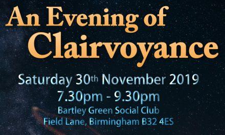 An Evening of Clairvoyance