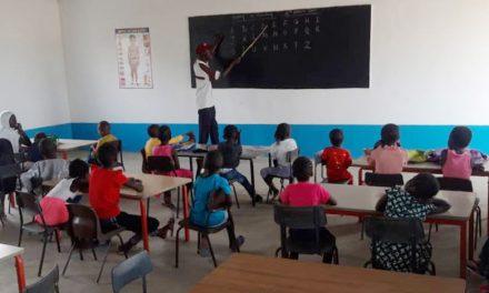 Busumbala Nursery School Has Opened