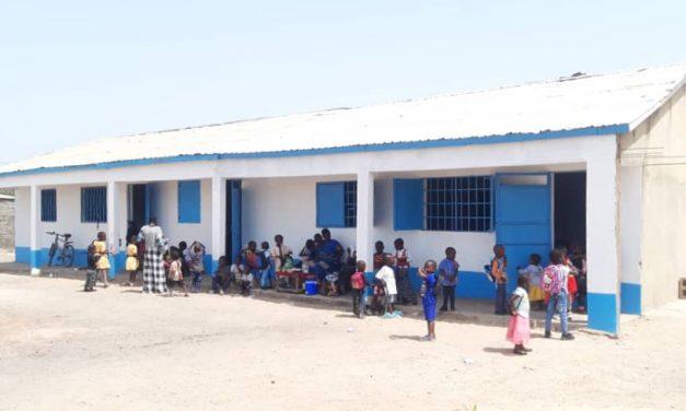 Busumbala Nursery School – Week 2