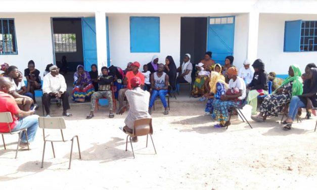 Busumbala Nursery School – Week 3