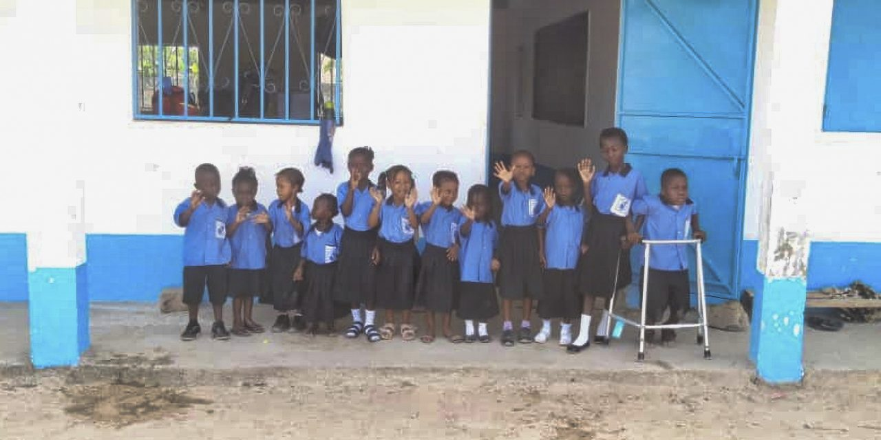 New School Uniform Arrives