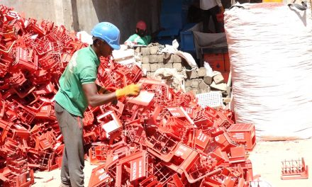 Redefining The Gambia's Plastic Recycling Infrastructure